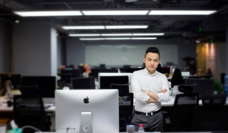 TRON CEO Justin Sun on Blockchain and Scalability