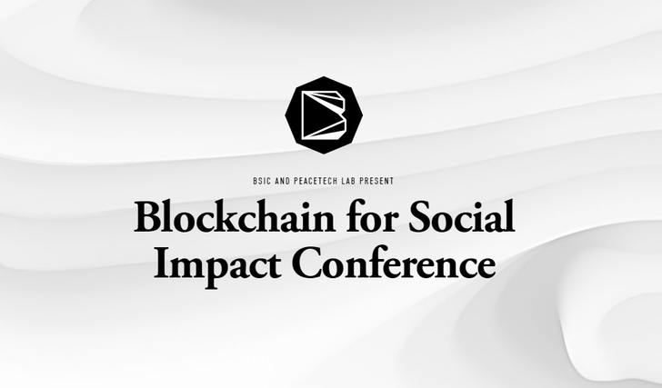 Картинки по запросу Blockchain for Social Impact Conference